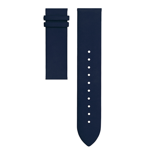 Navy Suede 20mm